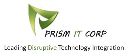 Prism IT Corp